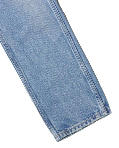 BANKROBBER / SLIM FIT TAPERED JEANS(VINTAGE WASH)