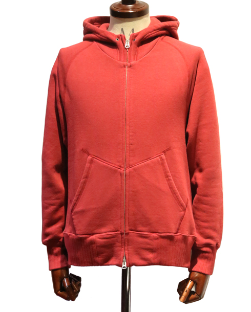 LOST CONTROL / FS Zip-Up Parka (RED)