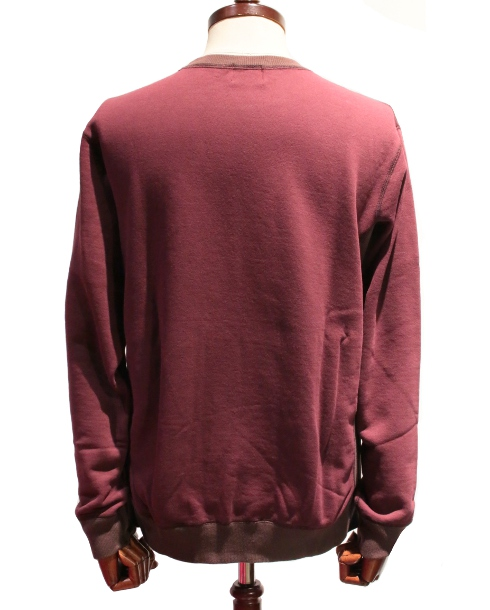 LOST CONTROL / SPORTS SWEAT SHIRTS / LC (BURGUNDY)