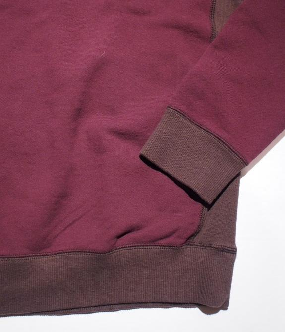 LOST CONTROL / SPORTS SWEAT SHIRTS / LC (BURGUNDY) - ウインドウを閉じる