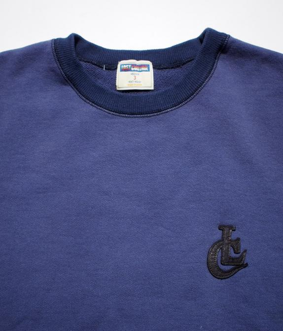 LOST CONTROL / SPORTS SWEAT SHIRTS / LC(DUSTY PURPLE)