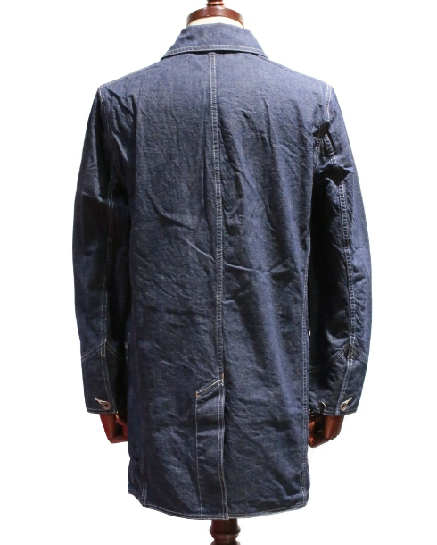 LOST CONTROL / ENGINEER DENIM COAT (IND)