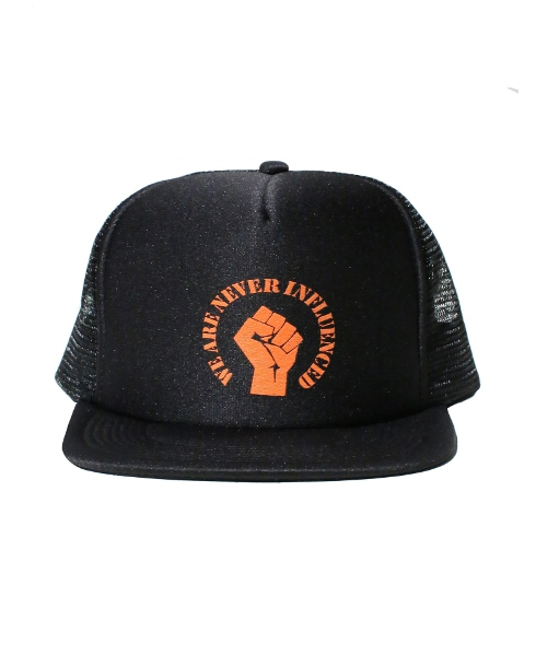 HABANA / MESH CAP (BK/ORANGE)