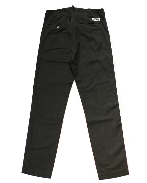 LOST CONTROL / EASY PANTS -GABADINE- (BK)