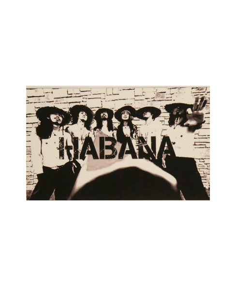 HABANA / STICKER (PHOTO)