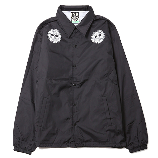MAGICAL DESIGN / PIRATES-SKULL CORCH JACKET (BK)
