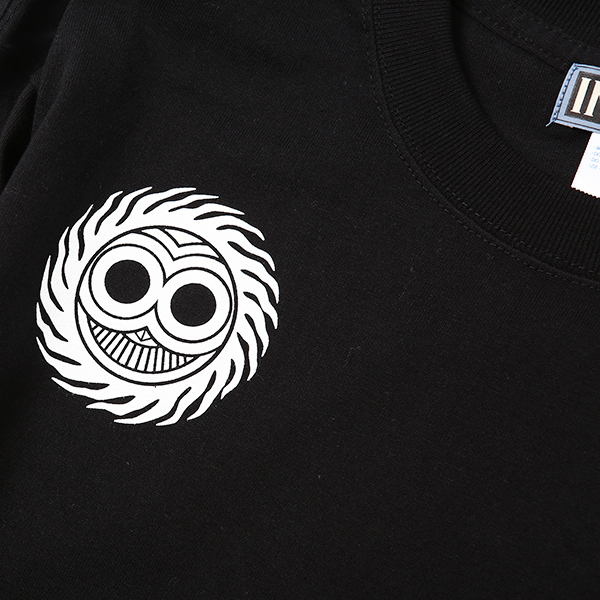 MAGICAL DESIGN / PIRATES-SKULL LS-TEE (BK)