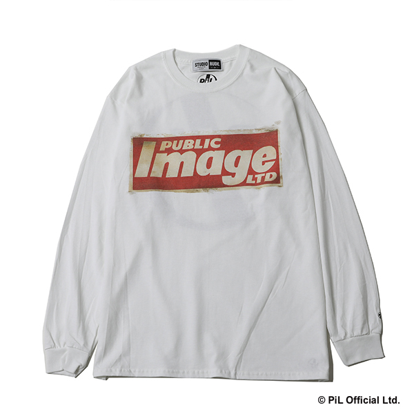 SR / LARGE NEWS LS TEE (WH)