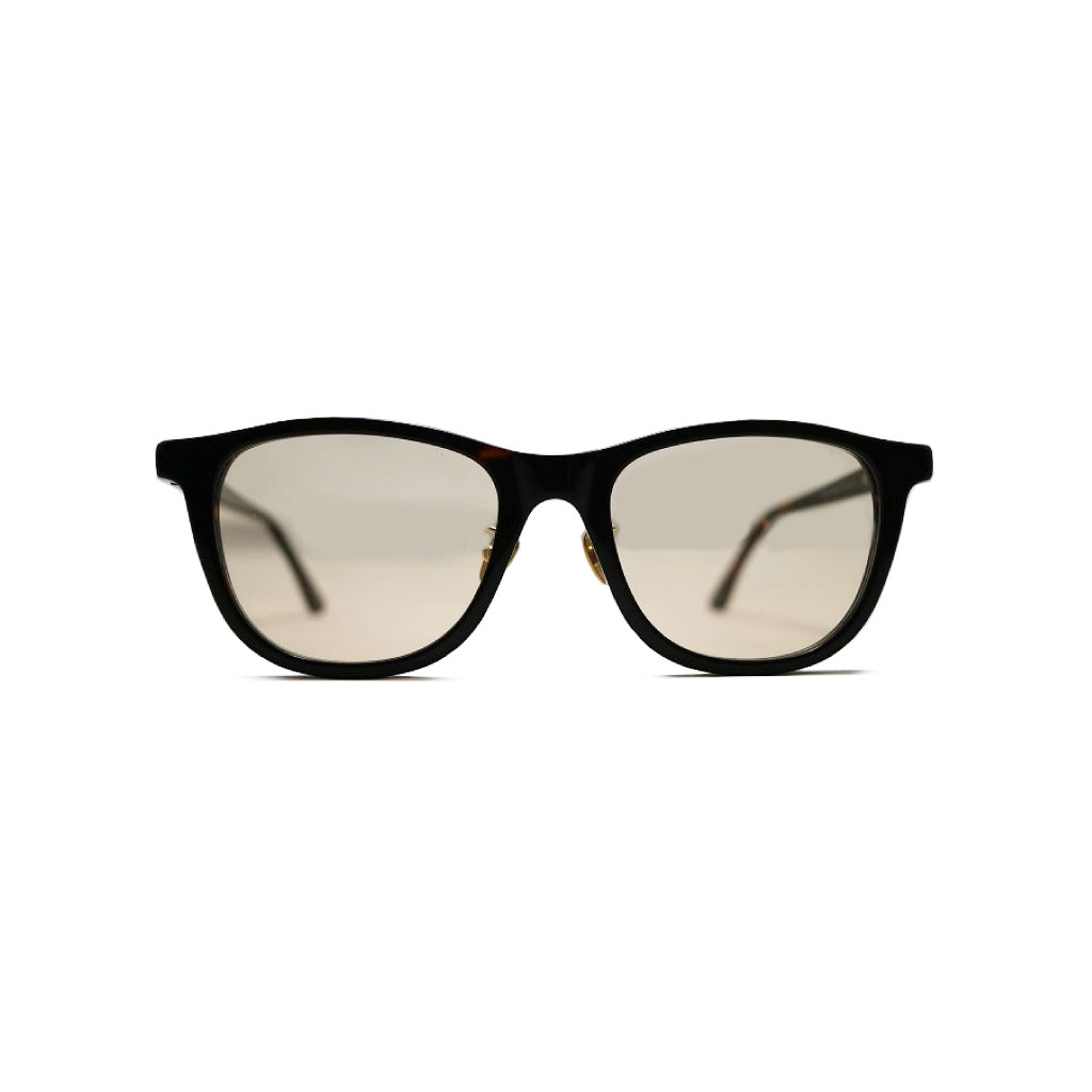 Mr. CASANOVA / BUZZ (Dark Brown Demi / Light Brown Lens)