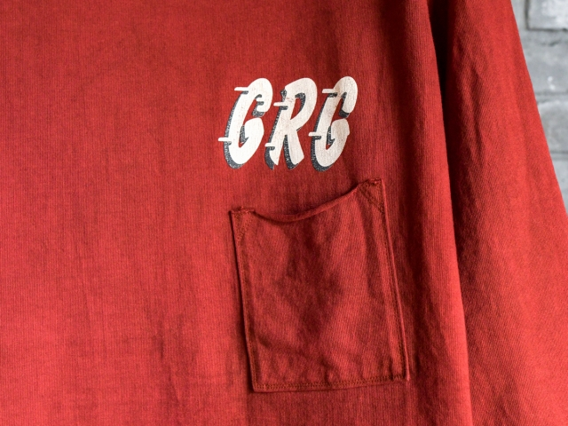 GERUGA / VERY HEAVY T.Q.S T-S (DARK RED)