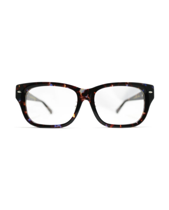 Mr. CASANOVA /JIMMY (Purple Demi Brown / Blue Light Cut Lens)