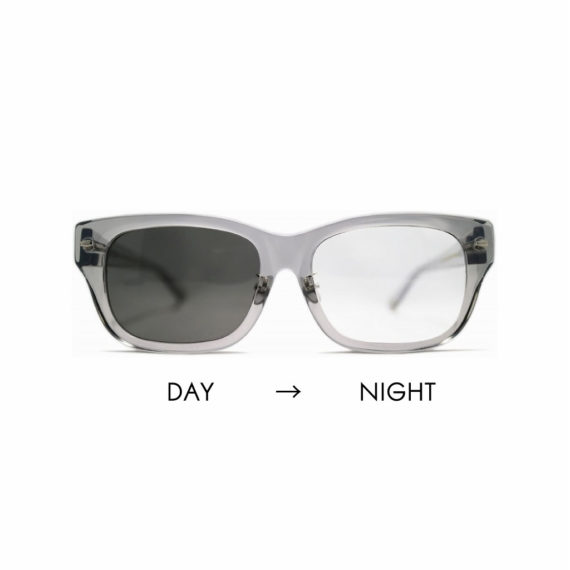 Mr. CASANOVA /JIMMY (Clear / Light Control Lens -Black-)