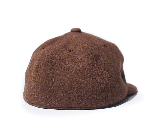 LOST CONTROL / WOOL MOSSA CAP (RED SOIL)
