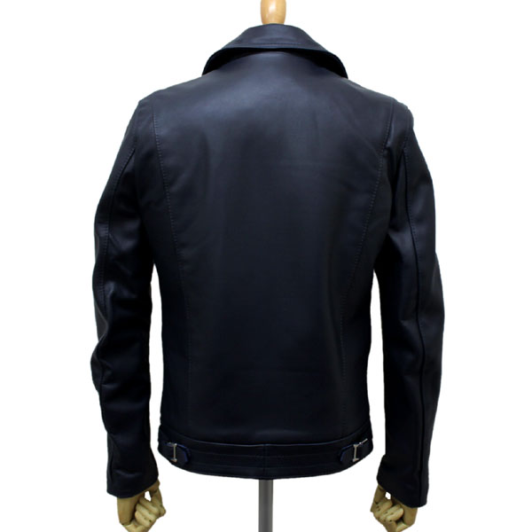 Lewis Leathers / T.F Cyclone (NAVY)