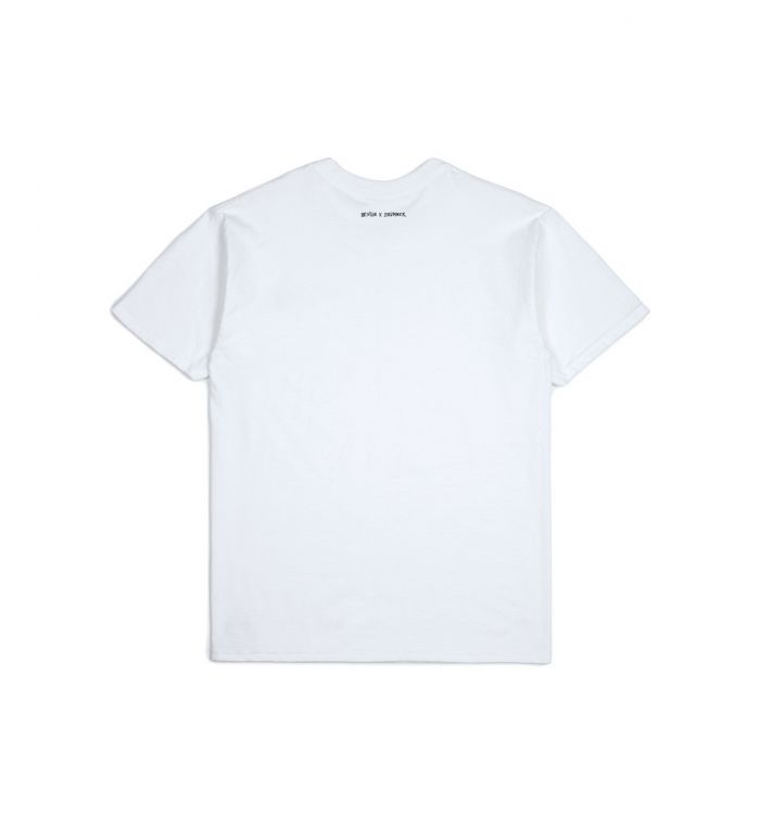 BRIXTON / OUT OF CONTROL S/S TEE (WH) - ウインドウを閉じる