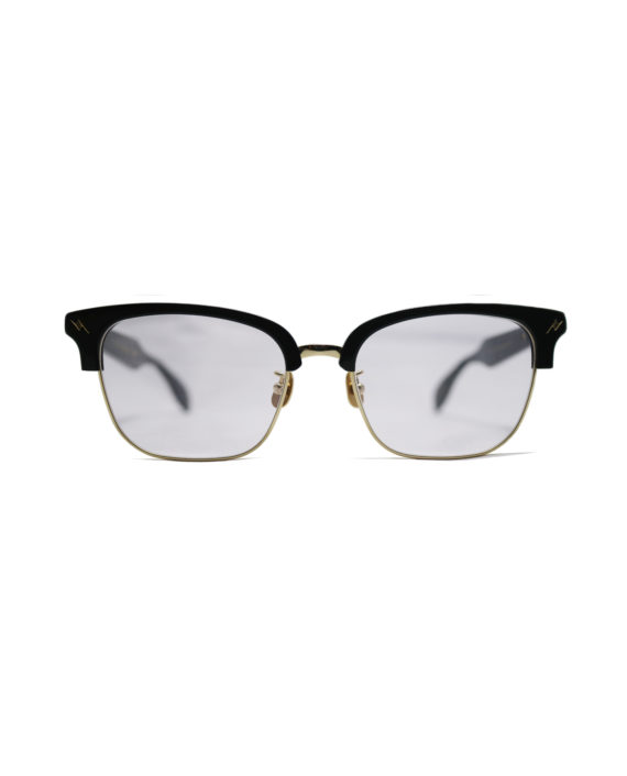 Mr. CASANOVA / STOMP-3rd- (BK×Gold / Light Purple Lens)